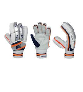 NB DC 380 Mens Cricket Batting Gloves Senior Size Right Handed Hand Protectors