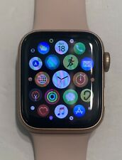 Apple Watch Series 5 40mm (GPS+Cellular) Gold Smartwatch Pink Sand Band