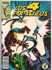 Los 4 Fantasticos #20 (1982 series) Color SPAIN Spanish Lang VG+