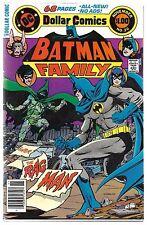 Batman Family '78 20 VG C4
