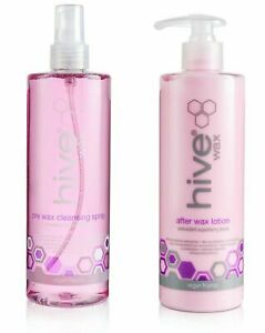 Hive Superberry Blend Pre Cleanser Spray-After Wax Lotion-Superberry Wax-Choose