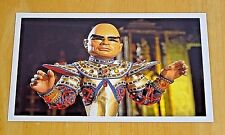 THUNDERBIRDS POSTCARD - THE HOOD ~ EPISODE 14: THE MIGHTY ATOM ~ NEW