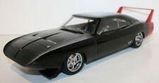 Voitures, camions et fourgons miniatures noir pour Dodge 1:8