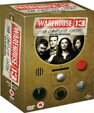 Warehouse 13 - The Complete Series DVD 2009 Region 2