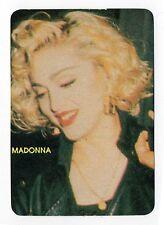 1993 Portugese Pocket Calendar US Pop Star Madonna Head & Shoulder portrait