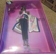 Barbie Collector Byron Lars AYAKO JONES Doll PASSPORT 2009 New in Shipper Box
