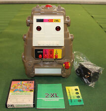 Vintage 1970's Type 2 Mego Toy 2-Xl Talking Robot With One 8 Track Tape Works