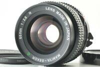 【TOP MINT】 Mamiya Sekor C 55mm F2.8 N M645 1000S Super Pro TL From JAPAN #1691-1