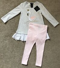 Cynthia Rowley 2-Piece Legging Outfit For A Toddler Girl In Size 3t NWT