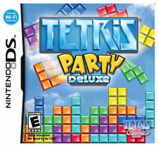 Videogame TETRIS Party Deluxe NDS
