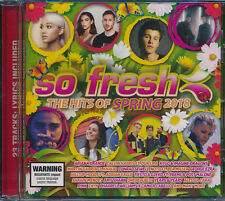 so Fresh The Hits of Spring 2018 CD Pink Post Malone Conrad Sewell