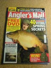 ANGLER'S MAIL - 40 SPRING SECRETS - 6 May 2008