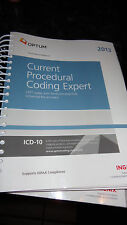 INGENIX MEDICAL CPT CODE  BOOK 2013 PROCEDURE CODE BOOK