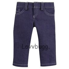 Purple Jeans Pants for 18' American Girl Doll Clothes Lovvbugg Widest Selection!