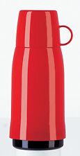 Emsa Rocket Thermos Bottle Drinking Bottle Travel Bottle 0,5l Red Thermos Flask