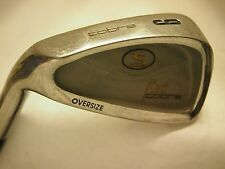 KING COBRA OVERSIZE # 6 IRON MENS  REGULAR STEEL- L/H-FREE SHIP IN U.S.A