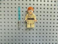 LEGO STAR WARS Minifigure from set 75169 OBI-WAN KENOBI with Lightsaber