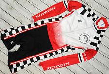 REDMON CYCLING CLUB - vintage long sleeve CX SPEED SUIT SKINSUIT - size 4