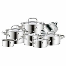 WMF Topf-Set Gourmet Plus 7-teilig Edelstahl rostfrei NEU