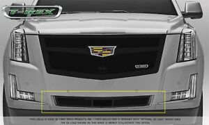 For 15-19 Cadillac Escalade Escalade ESV Black Bumper Valance Grille Insert