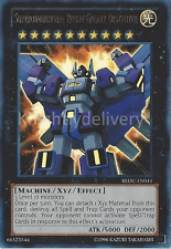 Authentic Nelson Andrews Deck - Superdimensional Robot - 42 Cards - NM - Yugioh