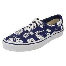 Zapatos informales de hombre VANS color principal azul de lona