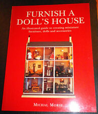 Furnish a Doll's House by Michal Morse (Paperback, 2001)