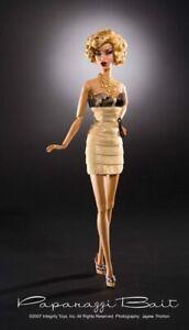 Fashion Royalty PAPARAZZI BAIT ADELE MAKEDA Beyoncé Style du Jour Integrity Body