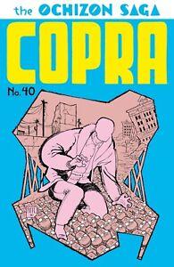 Copra 40 The Ochizon Saga Part Three Michel Fiffe First Print 1st HTF NM