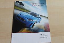 131579) Jaguar XF XJ XK Prospekt 03/2012