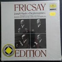 Haydn - Die Jahreszeiten, FRICSAY, RSO, DGG 3 LP Box, NEW SEALED, MONO