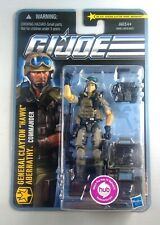 2010 GI Joe General Clayton Hawk Abernathy No. 1110 Pursuit of Cobra MISB