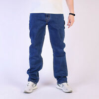 Levi's 514 Straight leg Stonewashed Blau Herren Jeans 31/32