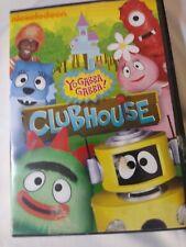 dvd Nickeloden Yogabba Gabba Clubhouse