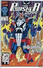 Punisher 2099 # 2 near mint 1993 series comic book