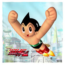 "Astro Boy ""City Boy"" 22"" x 22"" Sublimated Bandana - New"