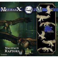 Malifaux Arcanists Raptors WYR20338 NIB