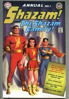 GN/TPB Shazam Family Annual 1953 Facsimile vf 8.0 / Captain Marvel / Black Adam