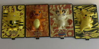 Pokemon Burger King Toys 2000