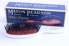 Mason Pearson SB4 Puro Cerda Sensible Cepillo De Bolsillo-Marfil