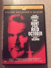 DVD, The Hunt For The Red October, Sean Connery