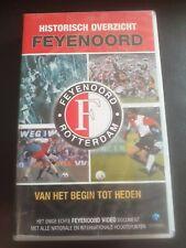 VHS Videocassette - Historisch Overzicht Feyenoord / van het begin tot heden - 7