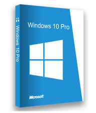 Instant Microsoft Windows 10 Pro Professional Product License Key Activation