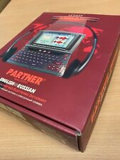 ECTACO Partner ER850 - English  -  Russian Talking Electronic Dictionary