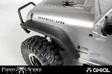 Axial Ax80121 Poison Spyder Jk Crusher Flares Front Scx10