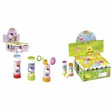 Hello Kitty - 50500A - Jeu de Plein Air - Bulles de Savon - Hello Kitty x1- 60 m