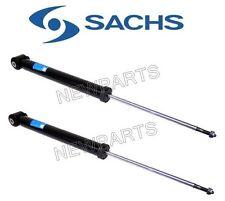 For VW Passat Audi A6 Pair Set Of 2 Rear Shock Absorbers OEM Sachs 3B5513031B