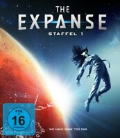 STEVEN/ANVAR,CAS/TIPPER,DOMINIQUE/+ STRAIT-THE EXPANSE-STAFFEL 1  2 BLU-RAY NEU