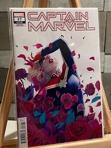 🔥 Captain Marvel #27 Stephanie Hans 1:25 Variant - Marvel 🔥