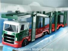 CAR TRANSPORTER MODEL LORRY TRUCK EDDIE STOBART SCANIA 1:64 SIZE TY86652 CORGI X